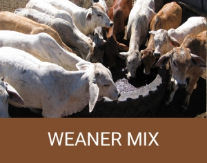 weaner mix